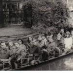 Випуск 1968, ученици на екскурзия в Германия през 1968