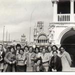 1974, eкскурзия в Италия, Венеция