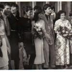 Випуск 1973, 11 В клас с г-жа  Балтова