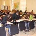 2010, участници в програмата С грижа за всеки ученик в Американкия център