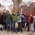 Участници в националния кръг на многоезичното състезание в Перник 2011