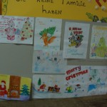 Размяна на коледни и новогодишни картички с ученици от различни континенти и култури, 2009 (шеста поредна година)