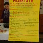 2009 г., базар на ученици за здравословна храна
