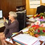 Откриване на учебната година 2010, Диана Райчева, пом.-директор