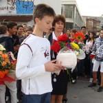 Откриване на учебната година 2010