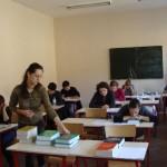 Училищен кръг на млади преводачи 2010