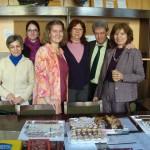 Честване на рожден ден в учителската стая 2009