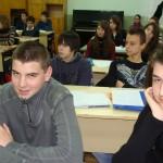 Възпитаник на гимназията посещава гимназнията 2009