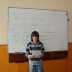 Презентация на проект по английски език 2010