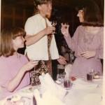 """Випуск 1983, 11 А на абитуриентски бал в хотел """"Ню Отани"""""""