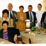 1997 Випуск 1997, тържество в учителската стая