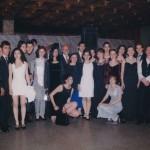 """Випуск 1999, абитуриентският бал в хотел """"Москва"""""""