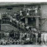 Випуск 1970, на бригада в с. Дамяница през лятото на 1967