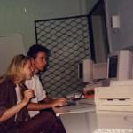 1997 Випуск 1997, Весела и Илиан от 11 Е през 1996