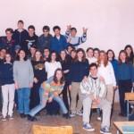 2002 Випуск 2002, 8 А с г-жа Нели Петрова на 10 март 1999