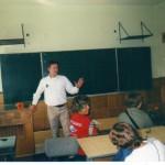 Випуск 2003, в 11 Е в час по биология при г-н Шуберт през 2002