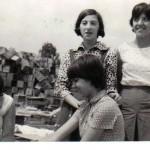 Випуск 1971, подготвителен Д на бригада в с. Дамяница, лятото на 1967