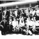 Випуск 1978, 11 Е клас, последен учебен ден
