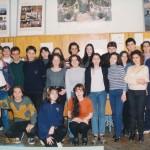 Випуск 1999, 10 Е, снимка с г-н Концен през 1998