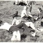 Випуск 1982, излет на Витоша на 11 А през 1982