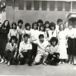 1988, Випуск 1988, 11 А с класната си