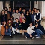 Випуск 1999, 10 Г с г-жа Димитрина Димитрова и г-жа Спасия Стоева през 1998