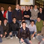 Учениците от групата АБВ бяха разпоредители и вестникопродавци