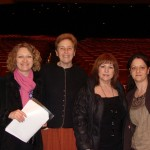 Учителки от 91. НЕГ с Мими Иванова преди концерта