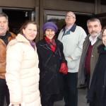 Среща на съученици пред НДК в 18 часа