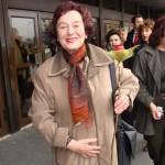 Г-жа Менда Маркова, директор на 91. НЕГ от 1985 до 1998 г.