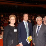Кристиан Вигенин от випуск 1993 със свои учители